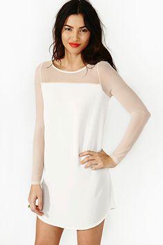 Soft Shock Dress