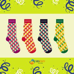 Add some style to your accessory collection with this pack of socks. Match them up with floaters, loafers or sports shoes of your choice and set a trend. Love this pair? You will love more at http://sockfinity.com/ #Socks #FashionableSocks #ElegantSocks #LoveForSocks #SockFinity #Fashion #Streetstyle #BuyIt #Shop #Colorful #Colors #happysocks #shoes #sockswag #sockgame #style