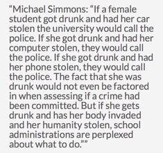 College rape