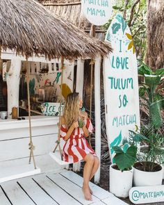 Enjoying the final day here in tulum before hearing back home to a winter wonder. Summer Vacation Spots, Summer Travel, Beach Cafe, Quintana Roo, Winter Wonder, Travel Goals, Vacation Destinations, Tulum, Back Home