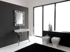 art deco bathroom furniture