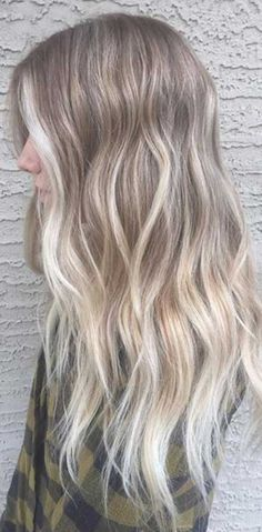 40 New Blonde Hair Color 2016 - Long Hairstyles 2015