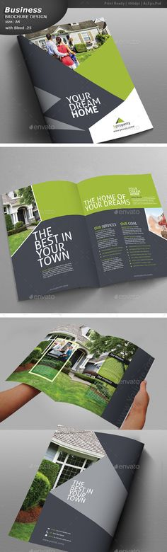 460 best bi fold brochure designs images on pinterest in 2018