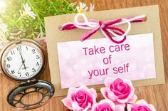 Taking Care Of You: Self Care 101