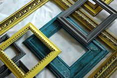How To Layered Picture Frames 3