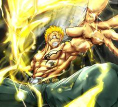 Laxus Dreyar - Fairy Tail Anime