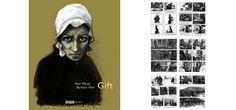 GIFT Der Fall Gesche Gottfried – Ein historisches Drama von Peer Meter (Szenario) und Barbara Yelin (Zeichnungen). (Reprodukt, März 2010)