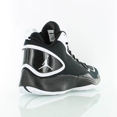 JORDAN SUPER.FLY 2 PO black/white/black