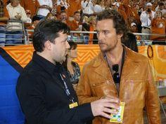 Tony And Matthew McConaughey