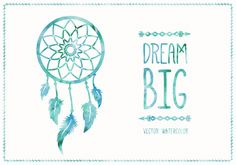 Watercolor Dreamcatcher Card Vector Graphic — watercolour, traditional, decoration, ornamental, ornament, feathery, greeting, romantic, american, artwork, vintage, hanging, hipster, america, catcher, fashion, texture, culture, mandala, fantasy, pattern, feather, tribal, symbol, native, poster, hippie, grunge, indian, ethnic, paint, aztec, sleep, dream, injun, retro, bead, bird, lace, boho, art