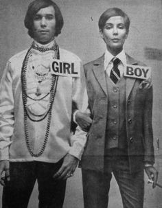 masculine man feminine clothing - Google Search