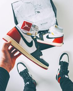 sports shoes 8cae4 57af8 What s your favorite AJ1 of 2018  📷 by  vrkvngel  air  airjordan  aj1   basketball  basketballshoes  grailify  hypebeast  igsneakercommunity   jordan ...