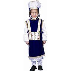 WALMART FOR THE WIN!!! Kohen Gadol Costume!!! Dress Up America Jewish High Priest Children's Costume