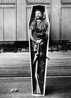 Train robber, 1890