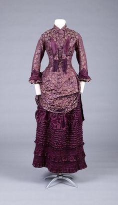 dresses  Date Made:    1883-1889