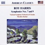 John J. Puccio at Classical Candor reviews Harris: Symphonies Nos. 7 & 9, with Theodore Kuchar and the National Symphony Orchestra of Ukraine on a Naxos CD.