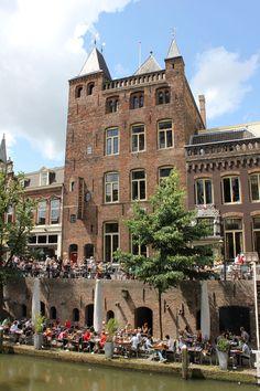 Oudaen Utrecht The Netherlands Utrecht, European Countries, Historical Architecture, Modern Buildings, Netherlands, The Good Place, Dutch, Dolores Park, Places To Visit