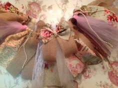 This vintage style SHABBY CHIC scrappy fabric style tutu is made with over 25 yards of tulle & fabric, is 6 FLUFFY LAYERS and is made with
