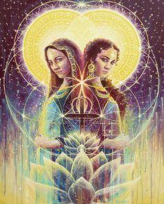 98 Ideas De Sagrado Femenino Y Masculino Arte Espiritual Sagrado Femenino Llamas Gemelas