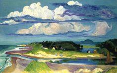Hermann Max Pechstein (1881-1955) Lupow-Mündung