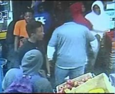 """200 sons of Obama riot in Louisville, Kentucky.  Several incidents - assaults, robbery of citizens, looting stores...  We hear only the sound of crickets from the willingly State Controlled Media, while the local TV station that reported this somehow, just somehow, left out the word """"black"""" from its report."""