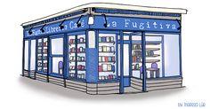 Madrid, Jukebox, Drawings, Buildings, Restaurants, Lyrics, Illustrations