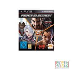 Fighting Complete Tekken 6  Soulcalibur 5  Tekken Tag Tournament 2 PS3