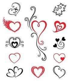 ... designs heart designs heart