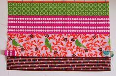 Jak ušít pytel na záda - fotonávod na www.notjustmom.cz Sewing, Scrappy Quilts, Couture, Sew, Stitching, Full Sew In, Needlework