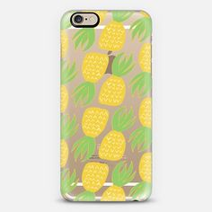 Pineapple Parties by Allyson Johnson | @Casetify