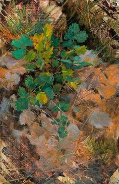 Ilkka Lammi Spring Green 1998