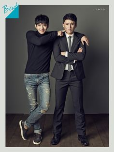 "Ji Chang Wook and Choi Jae Woong - The Musical - Oct '14  – ""The Days"""
