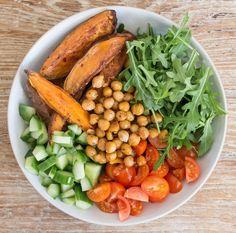 all my fav good food #vegan