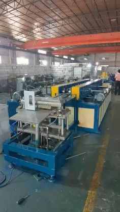 Electrical box distribution enclosure metal box roll forming machine