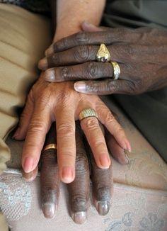 Dia do sexo...Inter-racial, o amor não tem cor!