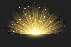 Glittering sunrise light effect Vector Photo Background Images Hd, Lights Background, Green Screen Video Backgrounds, Dark Backgrounds, Beautiful Fantasy Art, Dark Fantasy Art, Lens Flare Effect, Worship Backgrounds, Blue Neon Lights