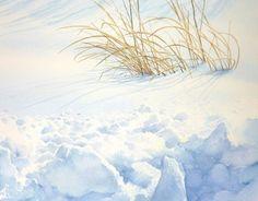 Abe Toshiyuki #watercolor