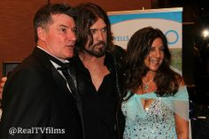 Nick Jordan,Billy Ray Cyrus, Michelle Yegsigian, Backstage Movieguide Awards Gifting Suite