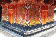 Mayoogha Mural Painting arts gallery is online art gallery-Guruvayoor is an innovative initiative by Mural artist Sastrasarman Prasad. Mural Art, Murals, Kerala Mural Painting, Traditional Art, Online Art Gallery, Goal, Wall Decor, Paintings, Artist