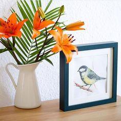 Ознакомьтесь с моим проектом в @Behance: «Watercolor illustrations. Birds.» https://www.behance.net/gallery/45047563/Watercolor-illustrations-Birds