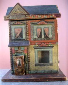 Vintage Bliss dollshouse | Original source unknown