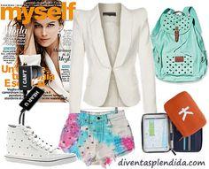 Come vestirsi per andare a scuola?