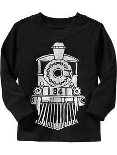 Train Graphic Tees for Baby | Old Navy