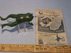 c.1948 Halik Frog