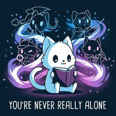 Inspirational Animal Quotes, Cute Animal Quotes, Cute Animals, Cute Animal Drawings Kawaii, Cute Cartoon Drawings, Kawaii Art, Niedlicher Panda, Nerdy Shirts, Cat Drawing