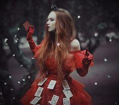 Алиса в Стране Чудес. Большой фотопроект (несколько персонажей, много декораций).   Макияж глаз