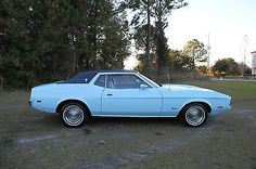 1973 Ford Mustang Coupe 351 Cleveland 2v/C6 Auto/2.75 axle