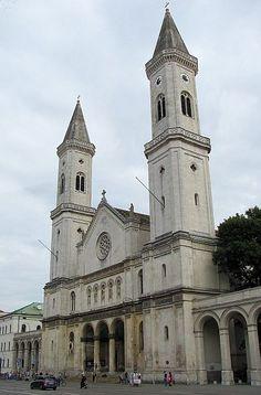Munich: Ludwigskirche