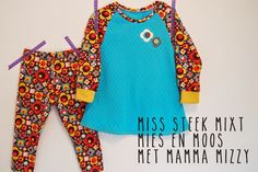 Miss Steek mixt mies en moos met mamma mizzy (zie blog)