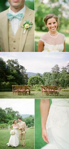 Southern Grace Styled Shoot from Elisa B Photography